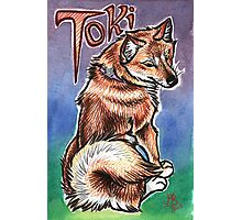 Princess Toki Wartooth Photographic Print