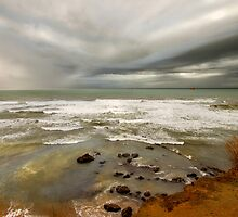 heavy rain at Estoril by terezadelpilar~ art & architecture