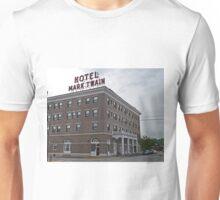 Mark Twain Hotel, Hannibal, Missouri, Usa Unisex T-Shirt