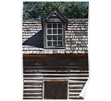 Wooden House Poster
