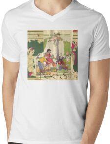 Animal Collective - Feels Mens V-Neck T-Shirt