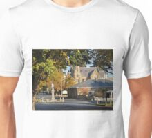 Four Corners at Ross, Tas Unisex T-Shirt