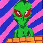 alien mess by StuartBoyd