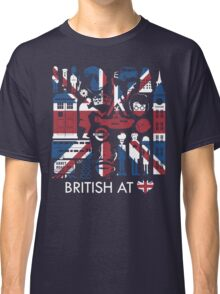 British @ Heart Classic T-Shirt
