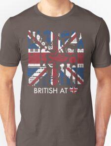 British @ Heart T-Shirt