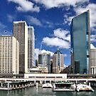 Circular Quay, Sydney by Lisa Williams