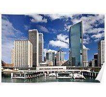 Circular Quay, Sydney Poster