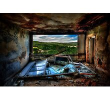 Room With A View Photographic Print