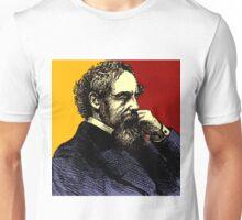 CHARLES DICKENS-3 Unisex T-Shirt