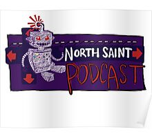 North Saint Podcast Logo Poster