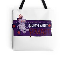 North Saint Podcast Logo Tote Bag