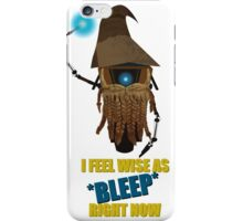 CLAPTRAP WIZARD! iPhone Case/Skin