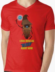 CLAPTRAP WIZARD! Mens V-Neck T-Shirt