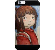 FanArt-SpiritedAway iPhone Case/Skin