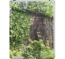 Brunswick Community Garden, Harsimus Branch Embankment, Jersey City iPad Case/Skin