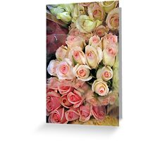 Romantic Roses Greeting Card