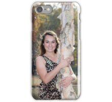 Teenage Girl I-phone Cover iPhone Case/Skin
