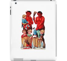 Krampus 10 iPad Case/Skin