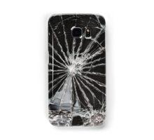 cracked screen Samsung Galaxy Case/Skin