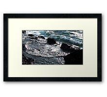 Southern Headland- Pukaskwa National Park - Heron Bay, Ontario Canada Framed Print