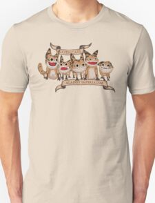 Loth Cats Against Imperialism Unisex T-Shirt