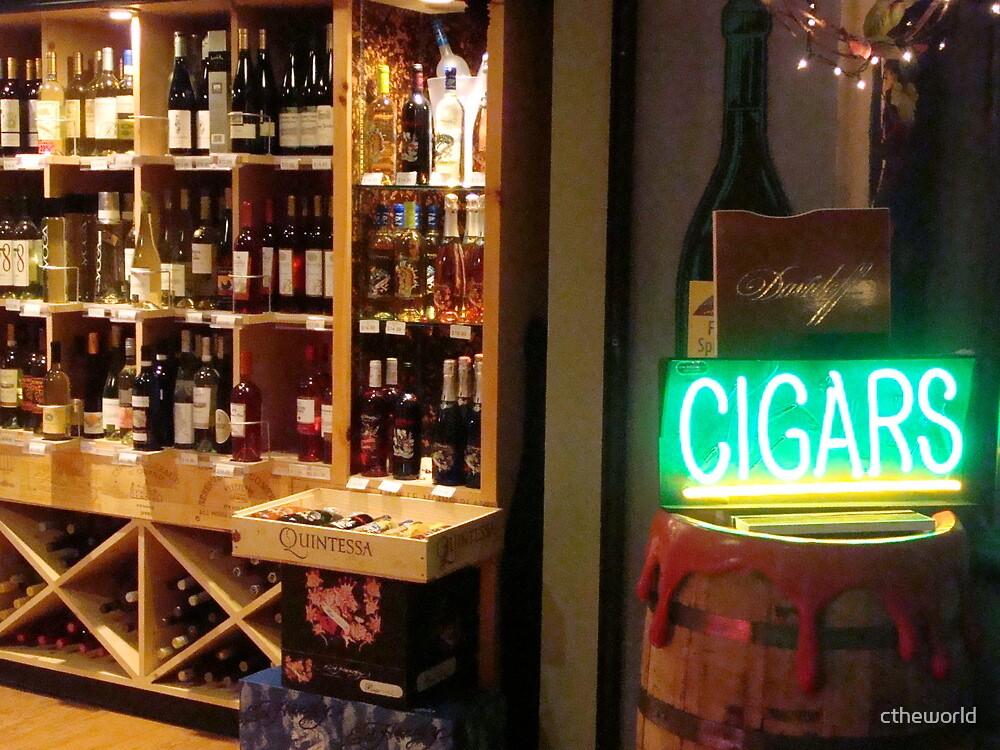 Wine Shoppe by ctheworld