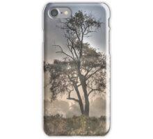 Morning Mist and Elder Tree iPhone Case/Skin