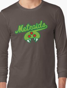 THE METROIDS Long Sleeve T-Shirt