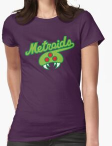 THE METROIDS Womens Fitted T-Shirt