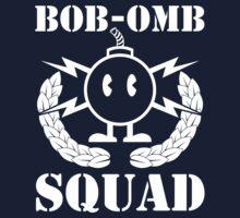 BOB-OMB SQUAD Kids Clothes