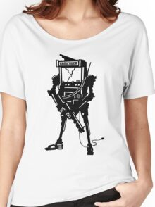 ARCADE BOT! Women's Relaxed Fit T-Shirt