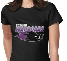 Mythesota WARBOARS Womens Fitted T-Shirt