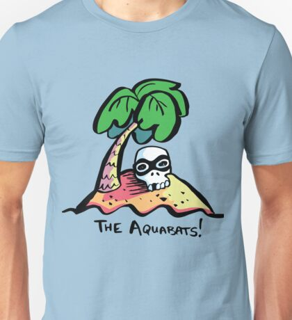 The Aquabats! Desert Island Skull! Unisex T-Shirt