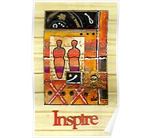 We INSPIRE One Another Poster