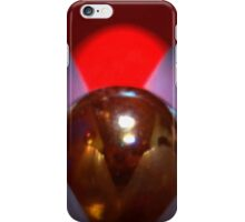 my crystal ball says... iPhone Case/Skin