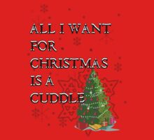 All I want for Christmas Kids Tee
