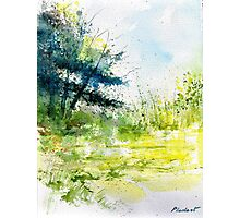watercolor 111141 Photographic Print