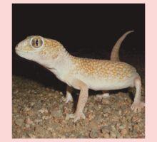 Large-headed Gecko - Namibia One Piece - Long Sleeve