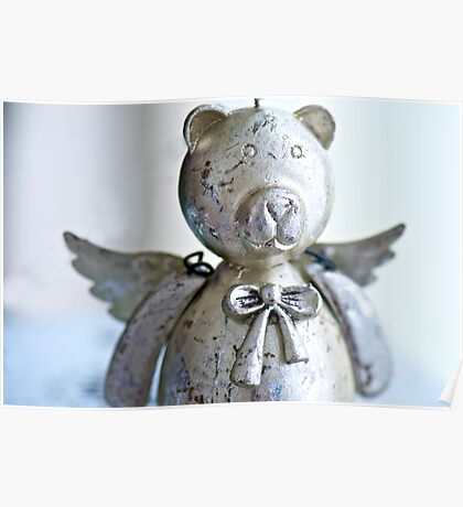 Angel Bear Poster