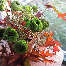 Fall arrangement by Barbara Wyeth
