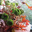 Fall arrangement by Barbara Wyeth