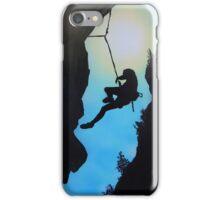 Rock Climber iPhone Case iPhone Case/Skin