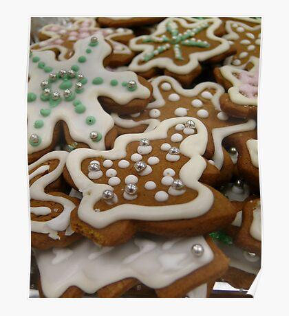 Gingerbread Cookies SOOC Poster