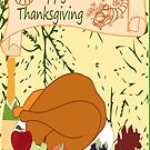 Happy Thanksgiving (2070 Views) by aldona