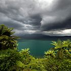 Massive storm about to hit Rotorua by Michael Treloar
