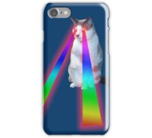 Lazer Kitteh iPhone Case/Skin