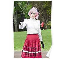 Living Doll in the Park Poster