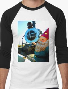 Engine Gnome Men's Baseball ¾ T-Shirt