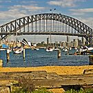 Neptune's Gone - Lavender Bay Moves On by TonyCrehan
