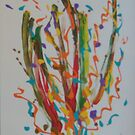 Bouquet by Helene Henderson